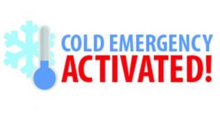 Cold Emergency graphic