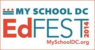 MySchool DC EdFest Logo