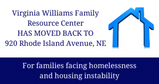 Virginia Williams Family Resource Center Graphic