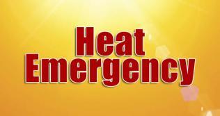 Heat Emergency Banner
