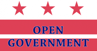 Open Government Banner