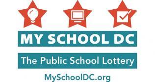 MySchoolDC Logo