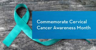 January Is Cervical Health Awareness Month
