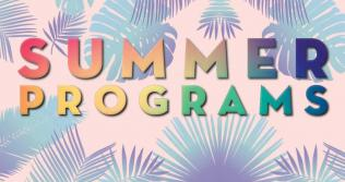 DPR Summer Programs