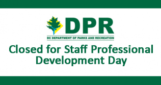 DPR Closed for Staff Development Day