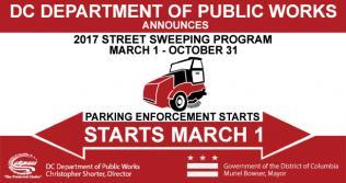 Start of Street Sweeper Program