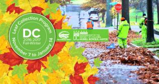 Leaf Collection Banner 2016-2017