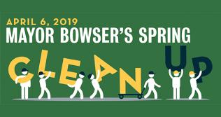 Mayor Bowser's Spring Cleanup