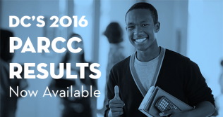 OSSE Announces Improved Statewide PARCC Results