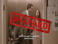Screenshot from the film Awkward